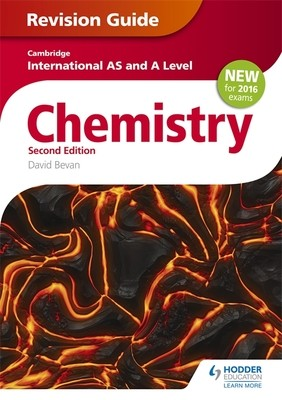 Cambridge International AS and A Level Chemistry Revision Guide (2nd Ed)
