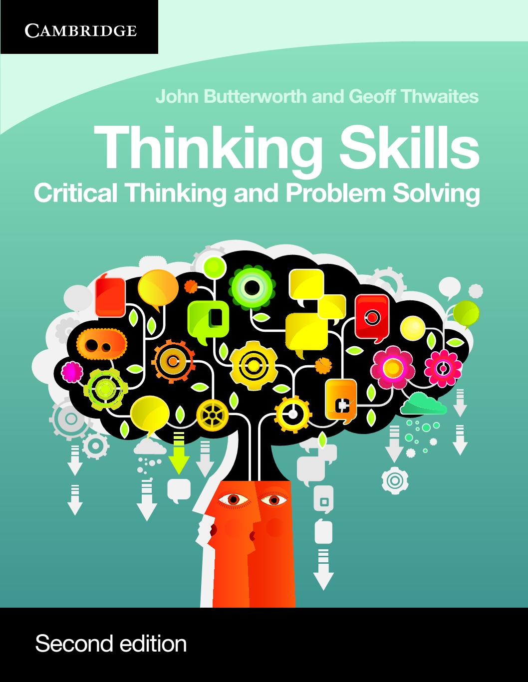 Cambridge Thinking skills by John Butterworth