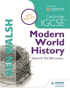Cambridge IGCSE Moderm World History